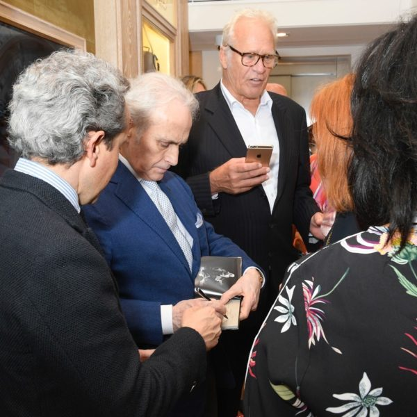Chopard Store Event with Jose Carreras - 119 King Street, Sydney - PR Contact HUSH Communications  Lisa Poulos 0408 408 303.    Photos by Fiora Sacco copyright reserved 2017
