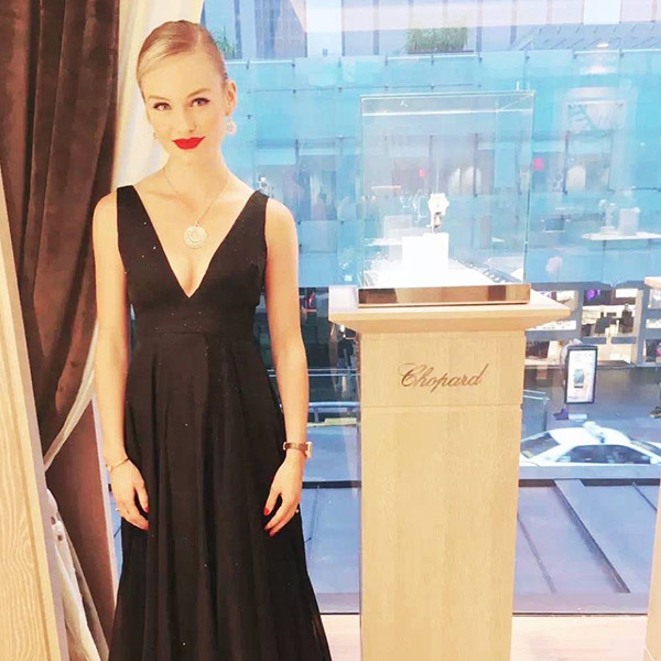 chopard launch